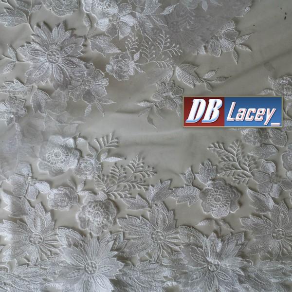 Promosi lace 3D harga runtuh dan corak terkini drp DBLacey