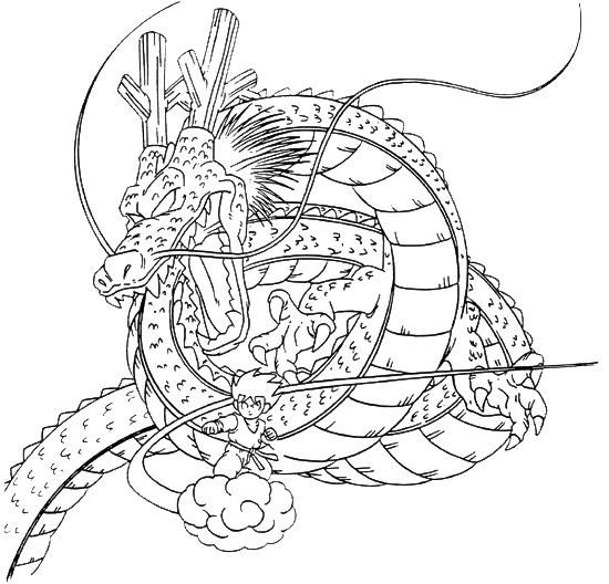 Desenhos Para Colori Esses Dragon perigosos desenhar