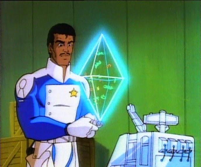 La Patrulla Galáctica - Dibujos animados de los 80