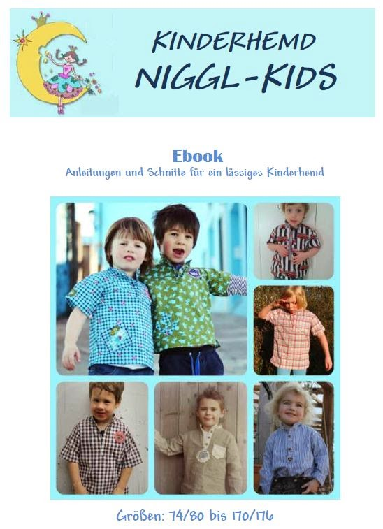 Ebook Kinderhemd NIGGL-Kids