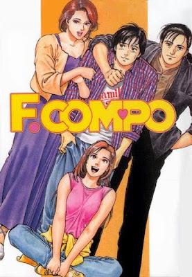 Family Compo di Tsukasa Hojo