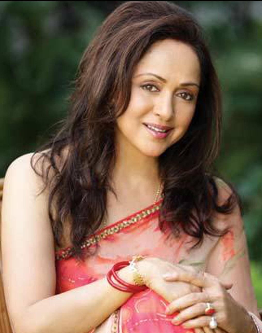 Bollywood and Bhojpuri Movie Actress Hema Malni