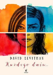 """""""Kazdego dnia"""" David Levithan"""