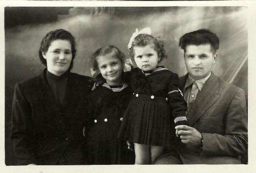 A család misztériuma...