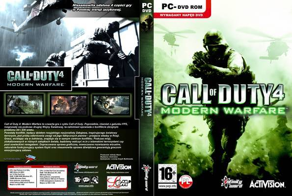 descargar Call Of Duty 4 Modern Warfare para pc full español