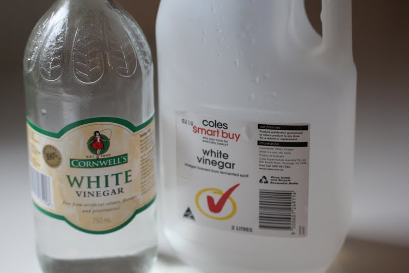 Lilyfield Life How To Clean Your Paint Brush With Vinegar