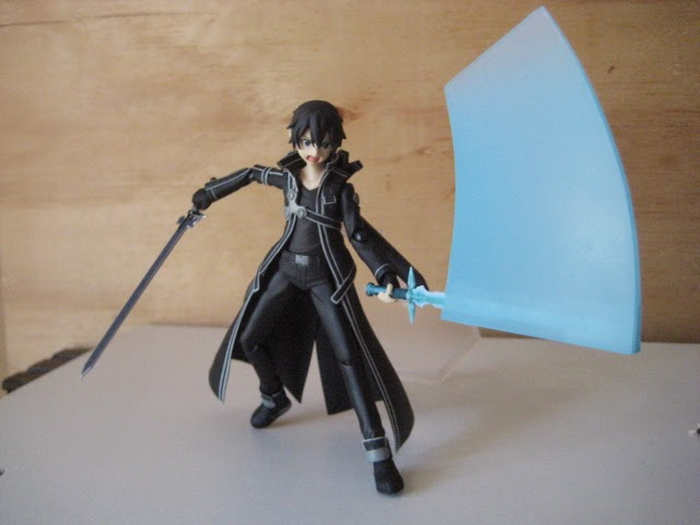 Chcse S Blog Toy Review Figma 174 Kirito Sword Art Online
