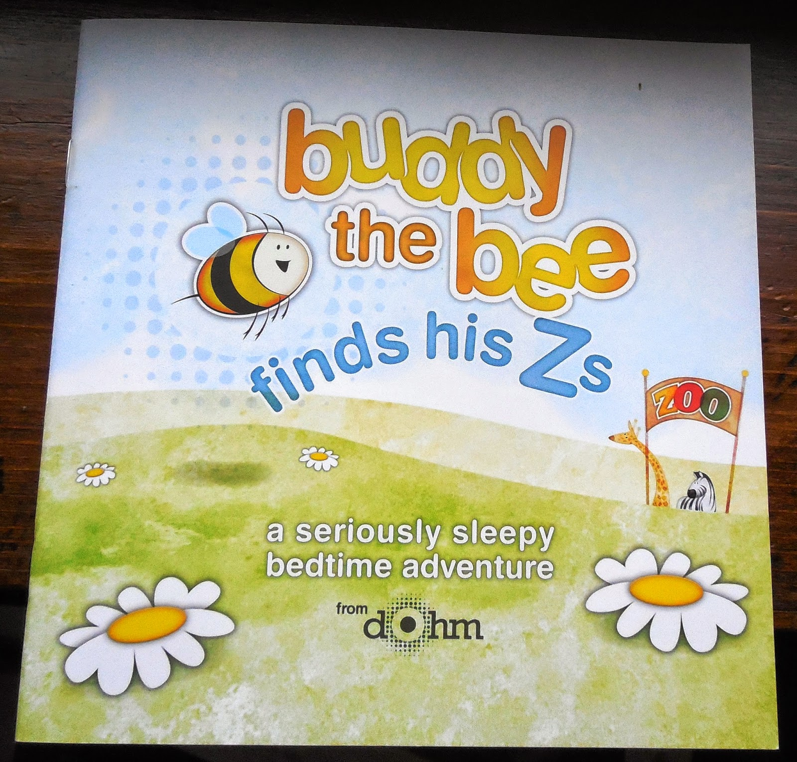Buddy the bee