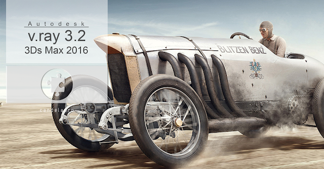 Vray 3.20.02 | 3Ds max 2016 | x64bits
