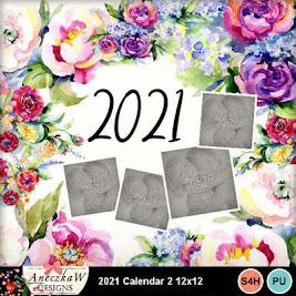 2021 Calendar