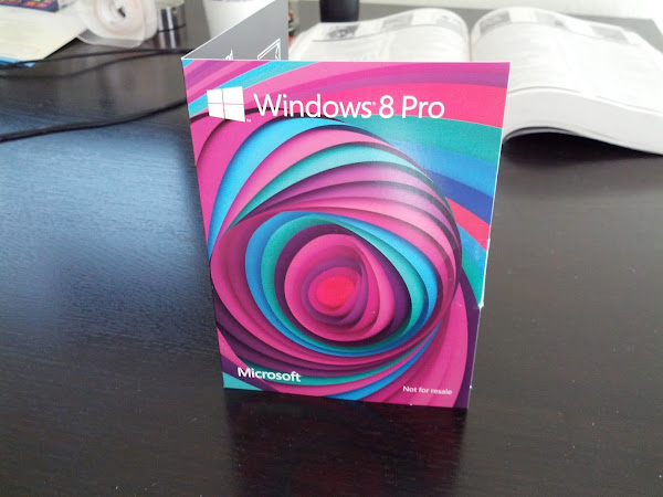 Installing Windows 8 Pro on Parallels Desktop 8