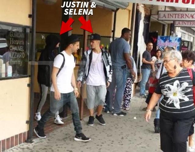 Justin Bieber y Selena Gómez siguen juntos