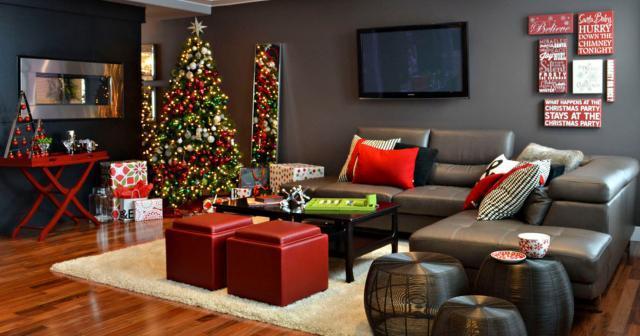 Tips para decorar tu casa en navidad ideas para navidad - Adornos navidenos casa ...