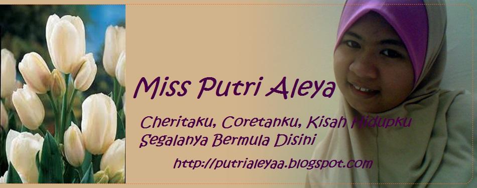 Miss Putri Aleya