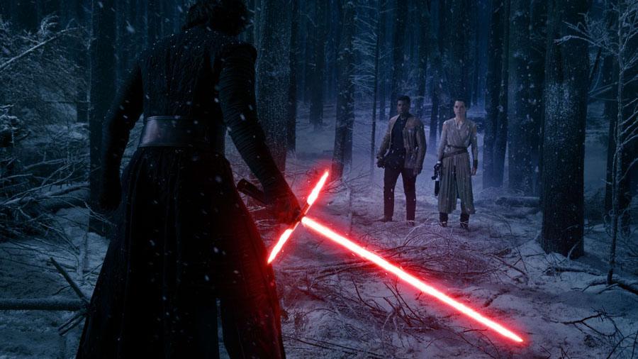 Gdzie jest ostatni Jedi? Kilka słów o Przebudzeniu Mocy
