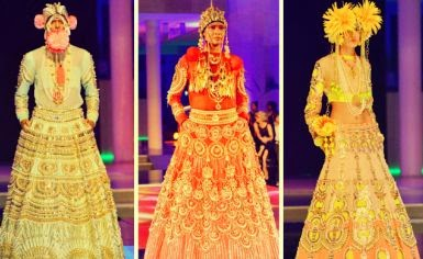indian couture week 2014, manish arora 2014