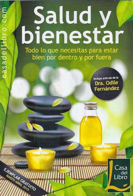 Catálogo Casa del Libro - Salud y bienestar