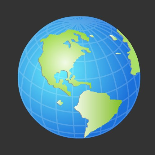 Globe or Earth Icon Free only on Vector Icons Download