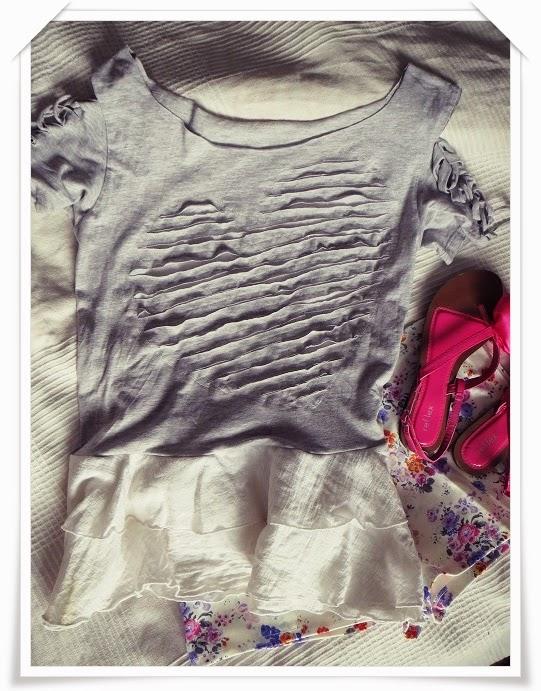 rikkinäiset vaatteet
