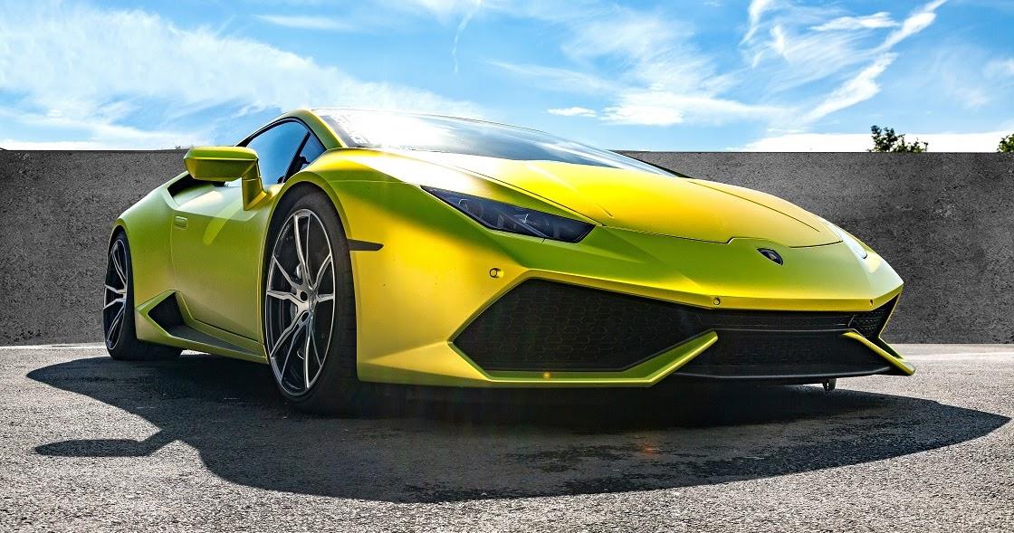 XXX Lamborghini Huracán