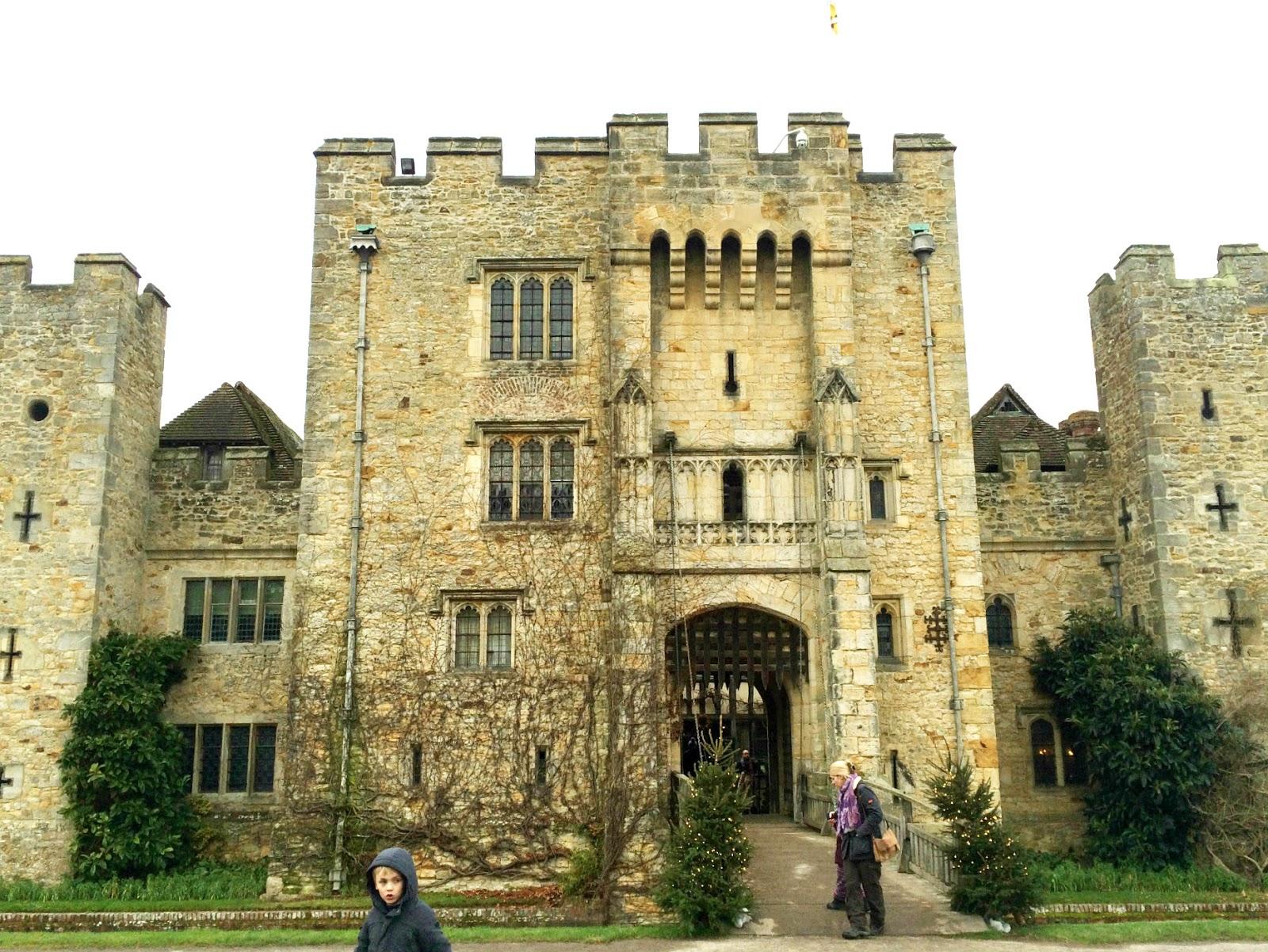 Hever Castle, England,