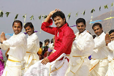Vijay's Velayutham movie new stills