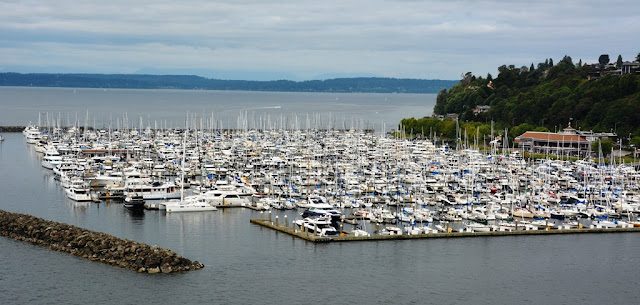yacht port Seattle
