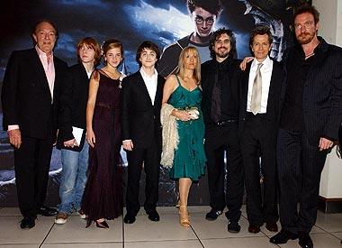 World premiere Harry Potter and the Prisoner of Azkaban ... Daniel Radcliffe