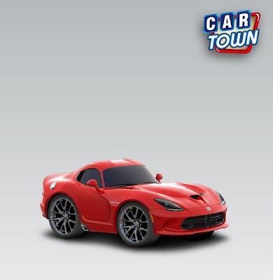 Car Town: Viper SRT 2013
