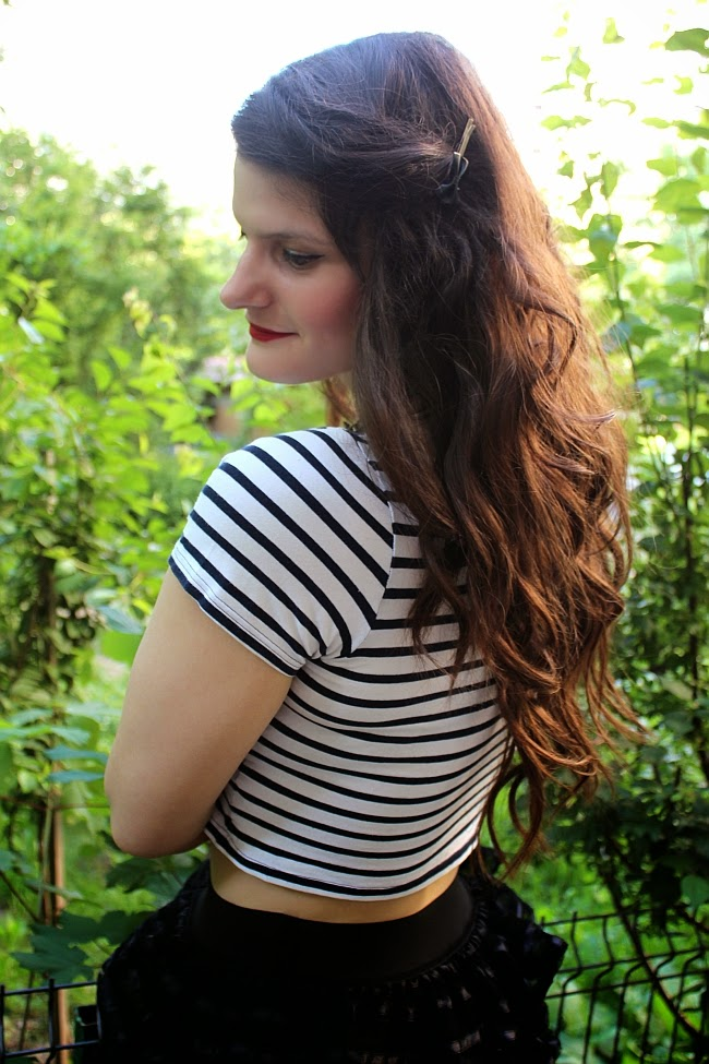 Pop Culture And Fashion Magic How To Get Instantly Long Hair