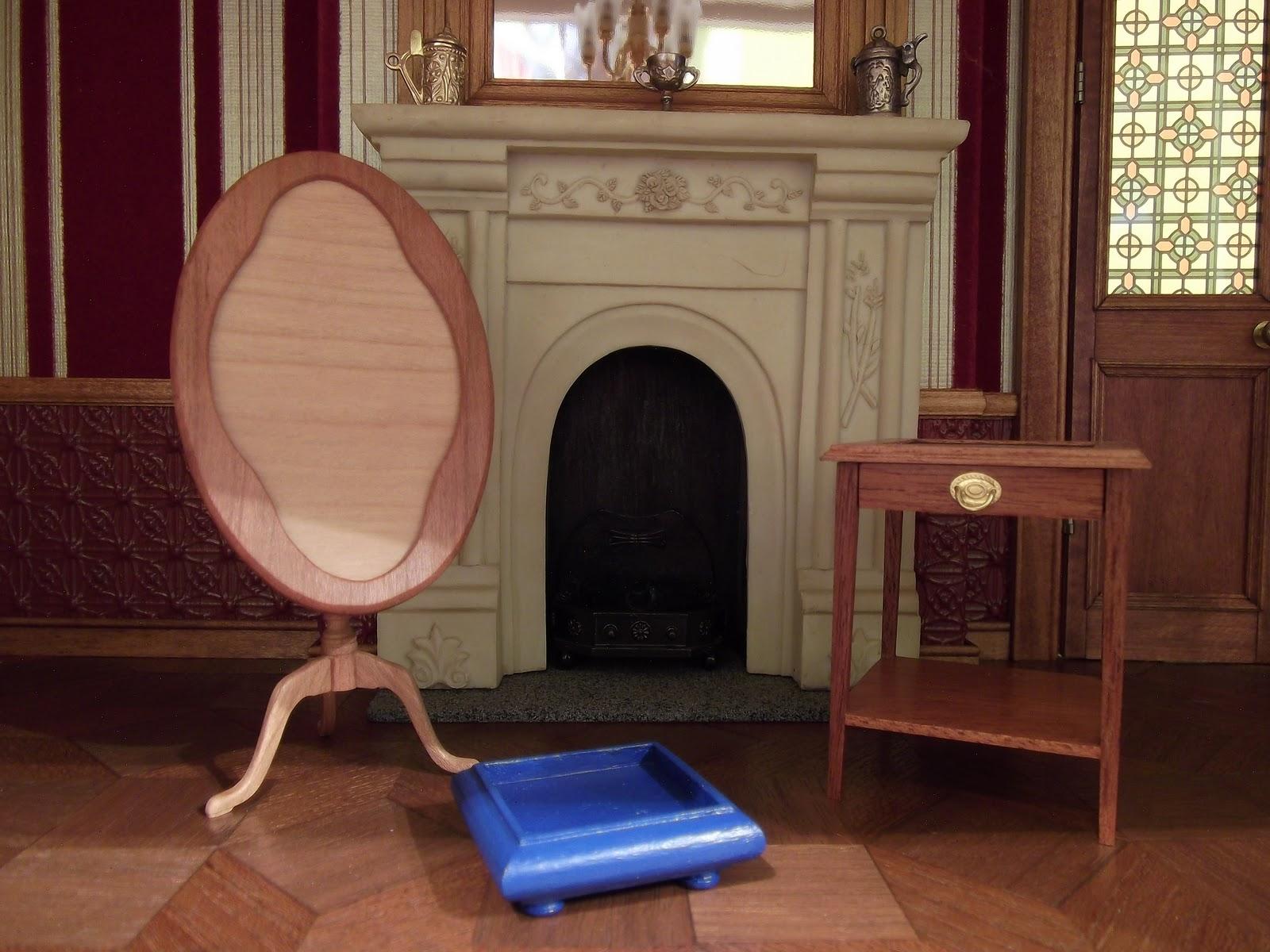 Elga 39 s miniatures natalia 39 s commission for Furniture 96 taren point