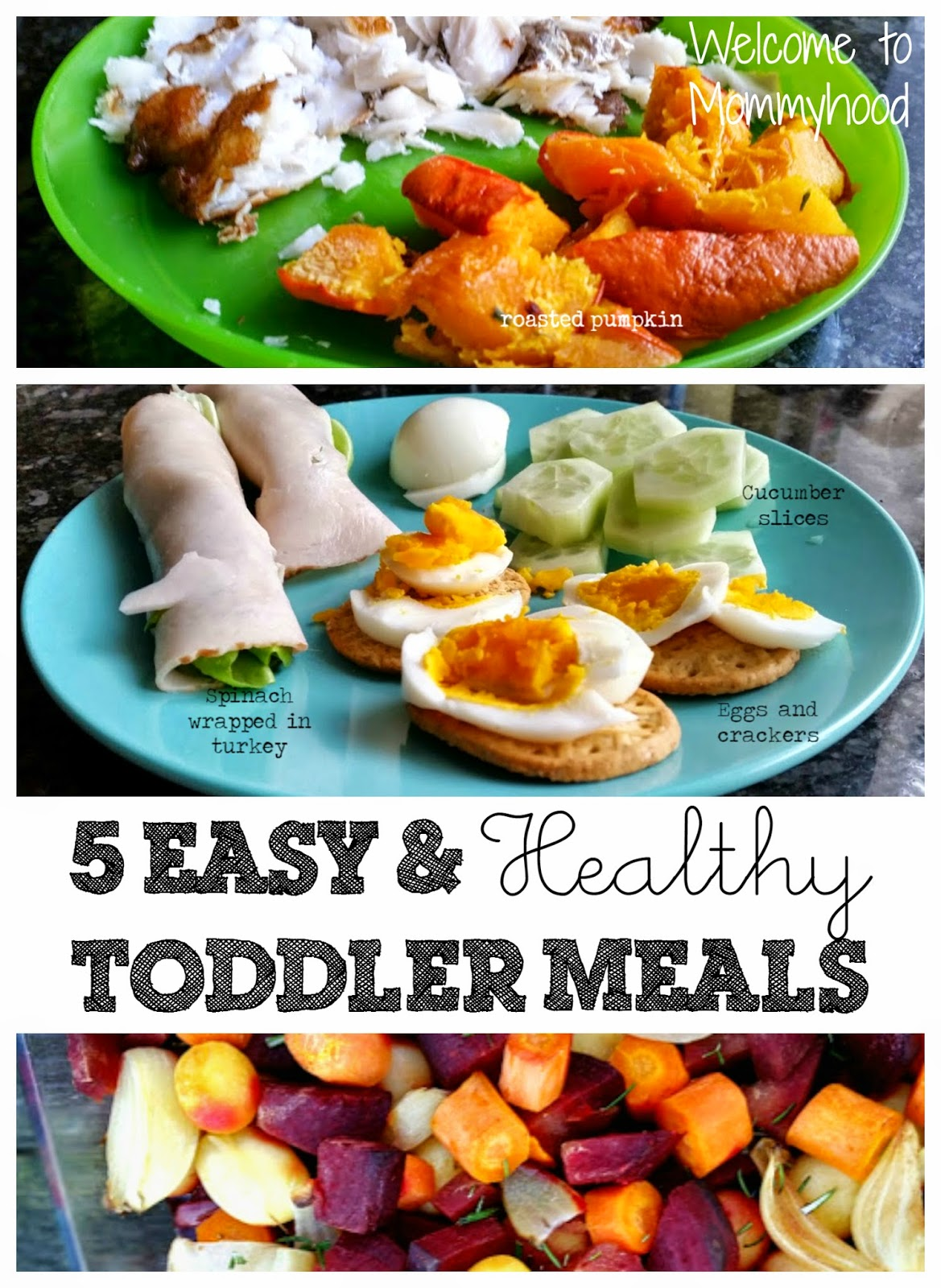 Here are loads of healthy toddler meals that are also quick to put together for little tummies {Welcome to Mommyhood} #healthytoddlermeals