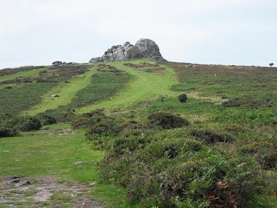 Haytor Dartmoor Devon