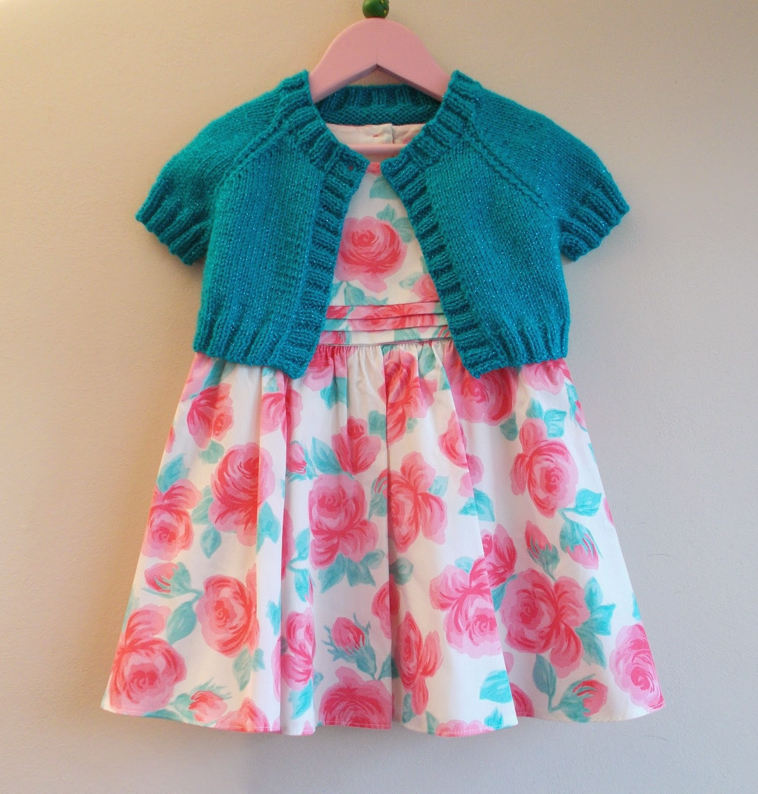 Easy Shrug Knitting Pattern