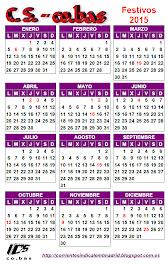 Calendarios Libres 2015