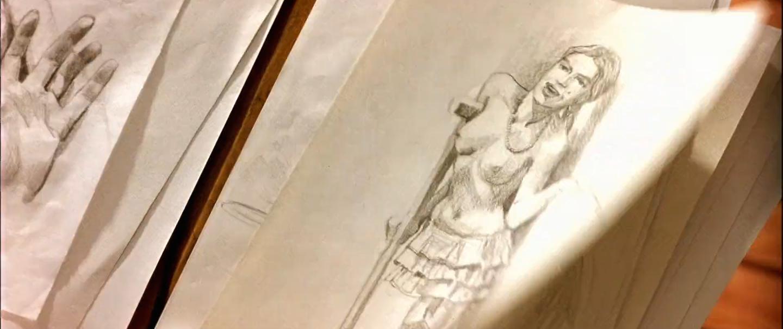 Anécdotas curiosas de Titanic. dibujos James Cameron