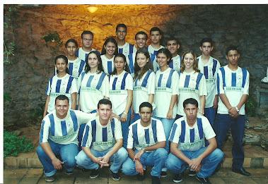 TURMA: 06 FORMANDOS 2000