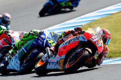 Ο εκπληκτικός Marc Marquez πέτυχε την Πέμπτη φετινή νίκη του στο Australian Grand Prix