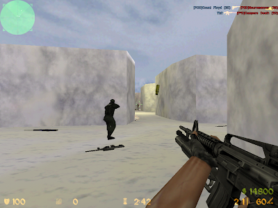 Counter Strike 1.8 screenshot