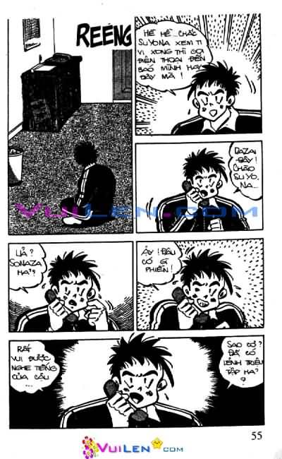 Jindodinho - Đường Dẫn Đến Khung Thành III Tập 63 page 55 Congtruyen24h