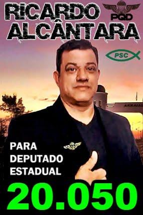 RICARDO ALCÂNTARA PQD