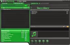 برنامج تحويل الصوتيات وازالة الحماية من النسخ, DrmRemoval 4.1.7