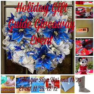 Holiday Gift Guide Giveaway Event!