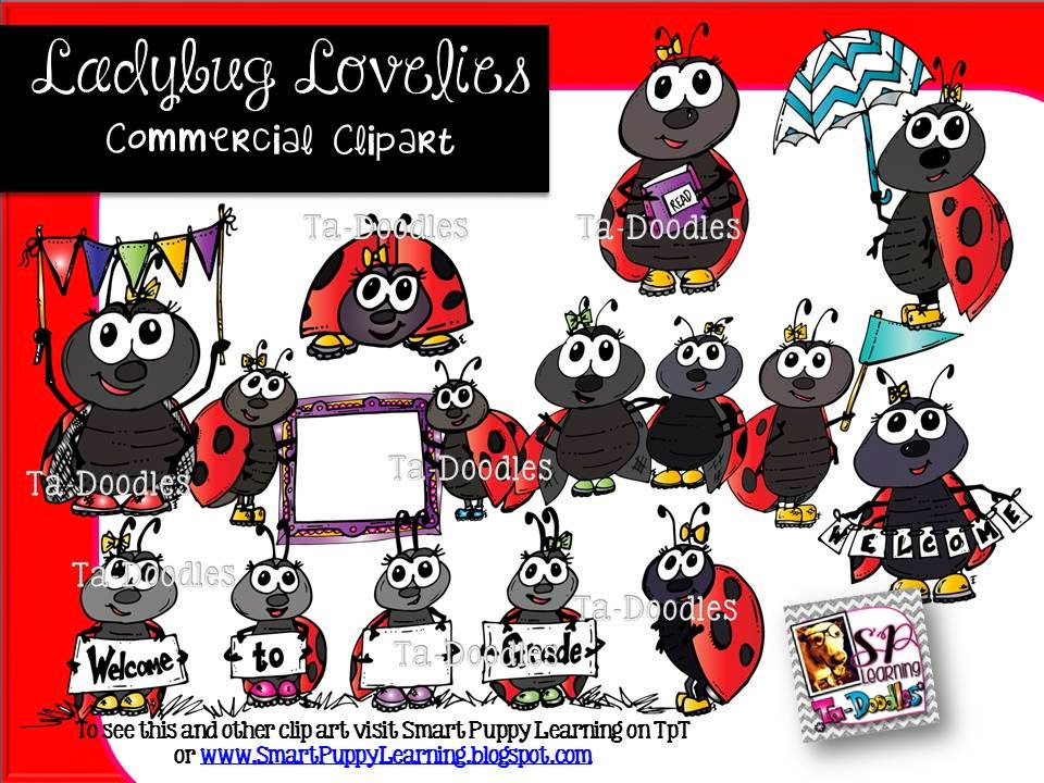 http://www.teacherspayteachers.com/Product/Ladybug-Commercial-Clip-Art-1356184