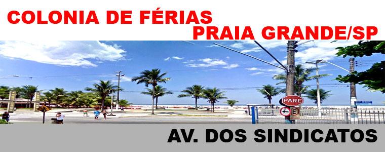 Colonia de Ferias na Praia Grande