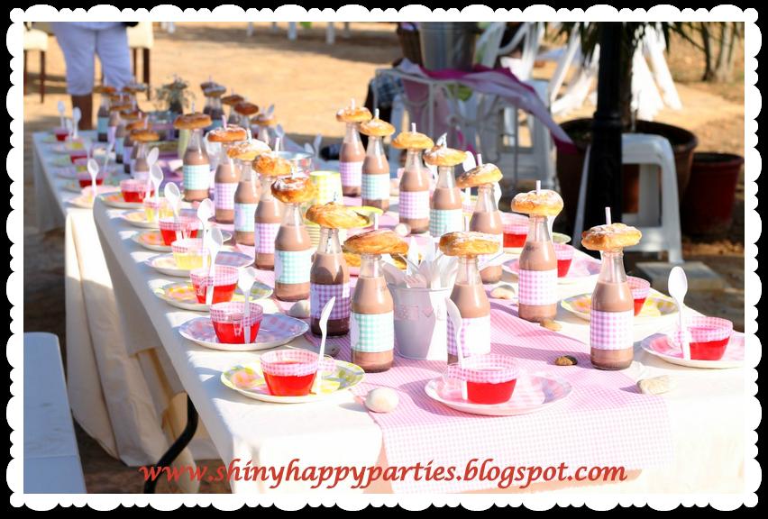 Shiny happy parties mallorca ponys y mariposas para el - Decoracion cumpleanos adulto ...