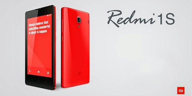 Xiaomi Redmi 1S Smarphone 1.5 jutaan