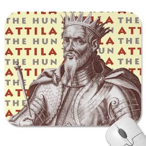 Átila - Rei dos Hunos