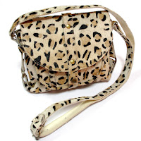 bolso piel leopardo protos