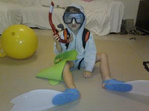 Keohi the Diver